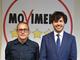 L'albese Ivano Martinetti, a sinistra, col collega alessandrino Sean Sacco
