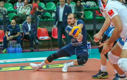 Volley maschile A3 - Cuneo conferma Massimiliano Prandi