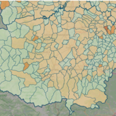Migliora la situazione in provincia di Cuneo. 100 positivi in meno rispetto a sette giorni fa