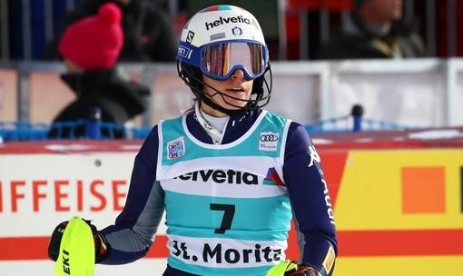 Sci alpino femminile, Coppa del mondo: Bassino 28^nella prima discesa in Val di Fassa, vince Lara Gut-Behrami