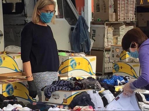 A Busca il ritorno del mercato: tutte le bancarelle in corso Giolitti e nelle piazze Santa Maria e Savoia