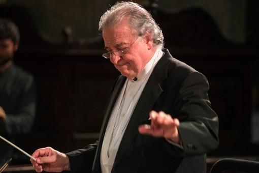 Il maestro Donato Renzetti