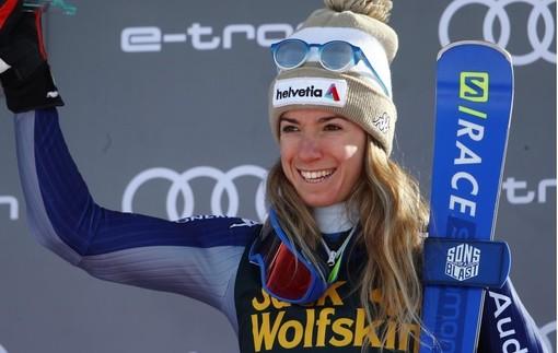 Sci alpino femminile, Coppa del mondo: Marta Bassino in nona posizione dopo la prima manche dello slalom di Levi