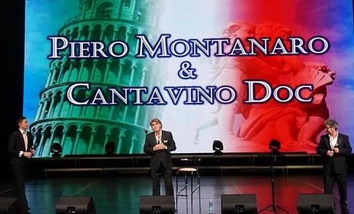 Orgoglio di Langa: incredibile e grande successo di Piero Montanaro & i Cantavino Doc (Foto)
