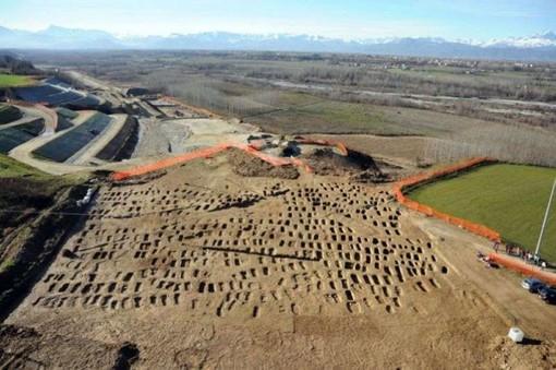 Il sito archeologico ritrovato in frazione Ceriolo a Sant'Albano