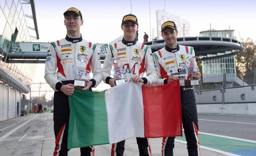 Motori: Matteo Greco si laurea Campione Italiano Gran Turismo Endurance Pro-Am 2020