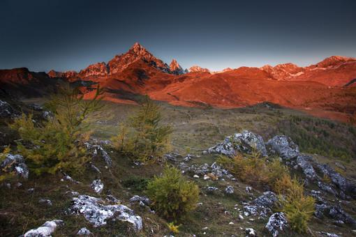 Foto tratta da www.vallidelmonviso.it. Il Monviso al centro della giornata della meteorologia a Busca