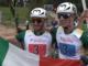 Grande Francesco Becchis! Oro nel team sprint di skiroll con Matteo Tanel