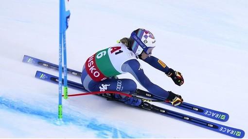 Sci alpino femminile, Coppa del mondo: Bassino al comando dopo la prima manche del gigante di Soelden!