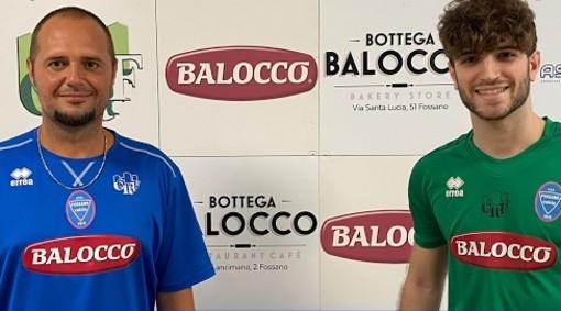 Calcio, Serie D: Fossano, preso il portiere classe 2000 Gianluca Malaspina