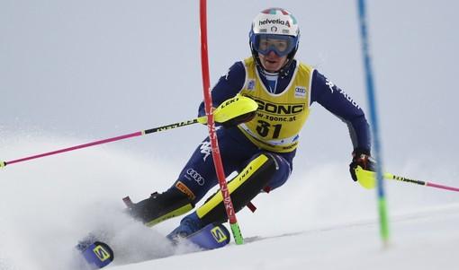 """Cortina 2021, Marta Bassino sesta in combinata alpina: """"Gara tosta, con uno slalom veramente difficile"""""""