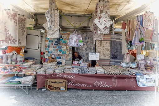 Mercato Riviera delle Palme: il 19 settembre ad Albisola Superiore con le nuove collezioni autunnali