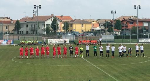 Prima Categoria - Prima vittoria per il Marene, Murazzo battuto 2-1