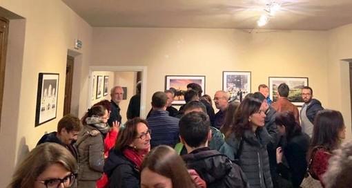 Inaugurata con successo a Busca la mostra fotografica 'Ambra'