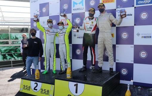 Campionato Italiano Gran Turismo Sprint 2021: prima vittoria in GT3 per Matteo Greco!