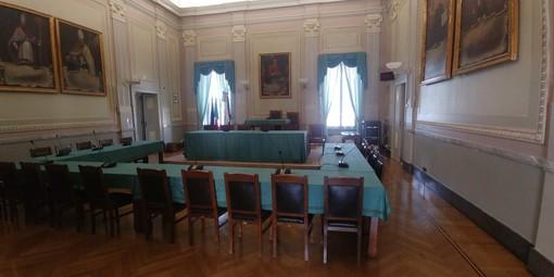 La sala del consiglio