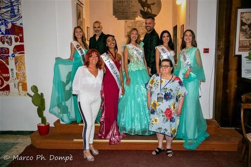 Elena Andra Solonean vince la selezione di Miss Universe alle Terme di Valdieri