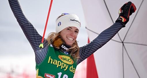 """Sci alpino femminile, Marta Bassino dopo il trionfo di Soelden: """"Un pensiero alla mia terra che sta soffrendo per l'alluvione"""""""