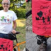 """Una pedalata di circa 450km per sostenere il centro """"Gli Aquiloni"""""""