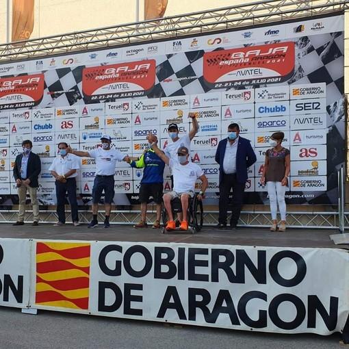 Nicola Dutto conquista il terzo posto alla Baja de Aragon nella Veteran Class