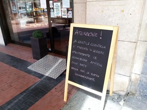 """Cuneo torna alla normalità, le impressioni dei commercianti della """"parte alta"""" della città (FOTO e VIDEO)"""