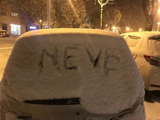 Nuove nevicate in arrivo: il 1° febbraio attese abbondanti precipitazioni anche in pianura