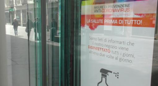 Da martedì il Piemonte in zona arancione: negozi verso la riapertura