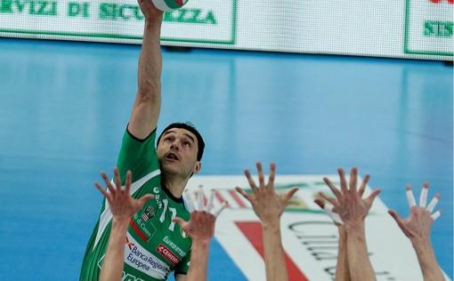 Cuneo Volley, #ACASACOLCAMPIONE: venerdì appuntamento con Vladimir Nikolv
