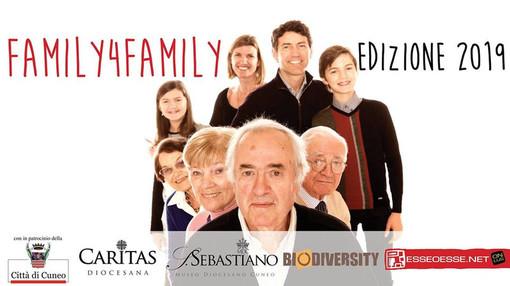 Ritratti di famiglia al chiostro del Seminario vescovile di Cuneo
