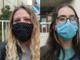 """Niente """"festa"""" per i neo diplolmati fuori dal Peano-Pellico di Cuneo, ma non si rinuncia al saluto (in presenza) nel primo giorno di scuola (VIDEO)"""