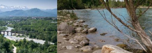 Ambiente urbano e cambiamenti climatici per la nuova proposta formativa del Parco fluviale di Cuneo: osptiti Lorenzo Bono e Giulio Conte