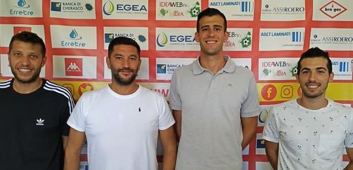 Calcio, Serie D: Bra, tre new entry nello staff tecnico