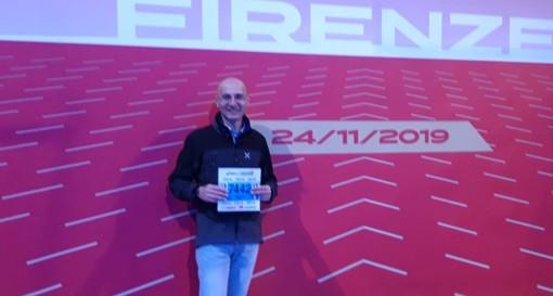 Atletica Mondovì – Acqua S. Bernardo: Federico Not alla Asics Firenze Marathon