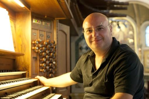 Omar Caputi in concerto ad Alba per il Festival Organistico Internazionale