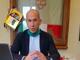 Il sindaco di Racconigi Valerio Oderda