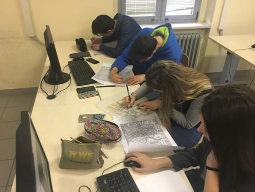 Gli allievi del Cigna di Mondovì vincono la I fase delle Olimpiadi Raffaellesche