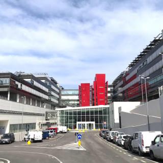 Emergenza coronavirus, a giorni l'apertura dell'ospedale di Verduno: oggi la visita del governatore Cirio