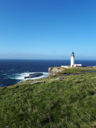 Anche alle Isole Orcadi si legge TargatoCn.... e voi?