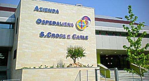 L'ospedale Santa Croce di Cuneo