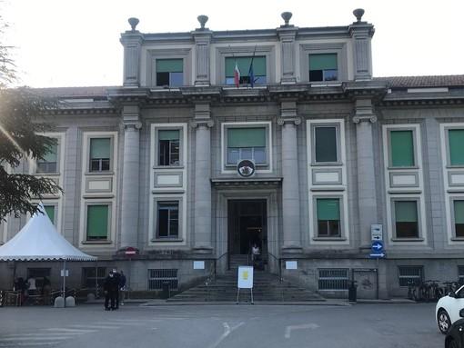 Il grazie dei genitori di Luca al personale del reparto di Pneumologia dell'ospedale di Cuneo
