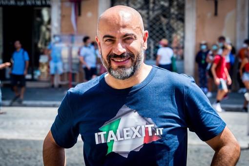 L'ex grillino Paragone lancia Italexit anche in Granda