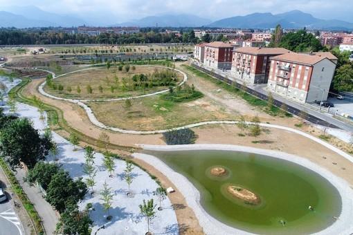 Bello il futuro parco urbano di Cuneo... ma ci saranno le risorse per mantenerlo?