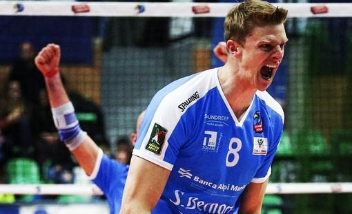 Volley maschile A2: ufficiale, Prolingheuer saluta Cuneo