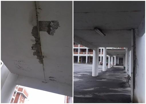 Mondovì: il porticato di piazza Monteregale oggetto di restyling