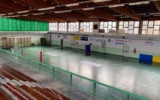 La palestra Ex Media 4 di via Bassignano (Cuneo) è pronta ad accogliere le prime gare ufficiali della stagione