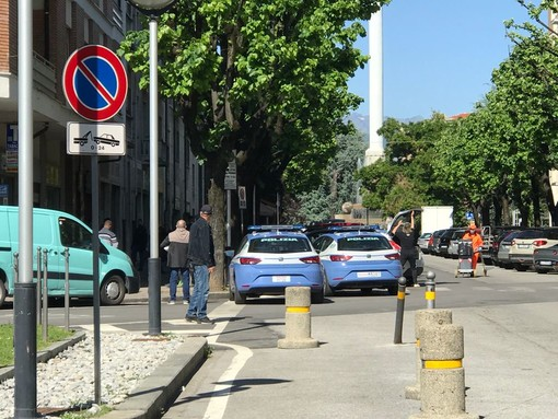 """Il dirigente delle Volanti della Polizia: """"Basta creare inutili allarmismi. Cuneo è una città sicura"""""""