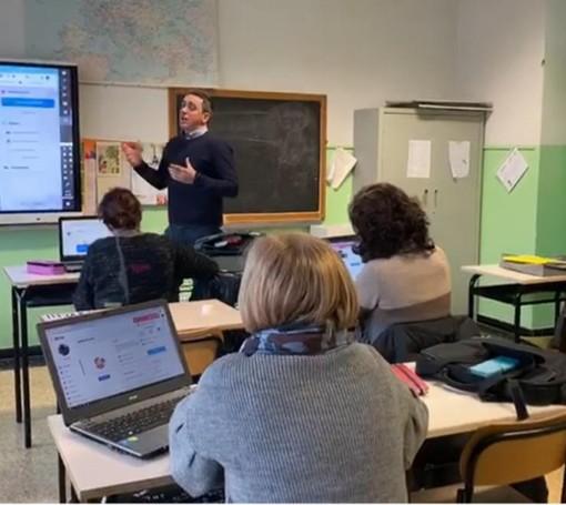 Il professore cuneese Pier Cristoforo Rossaro è il primo Google Trainer della provincia di Cuneo