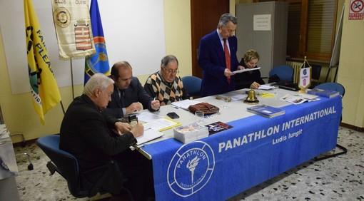 Panathlon Club di Cuneo: Giovanni Mellano rieletto presidente