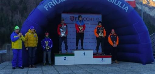 Biathlon: titolo italiano per Marco Barale nella pursuit Aspiranti a Forni Avoltri