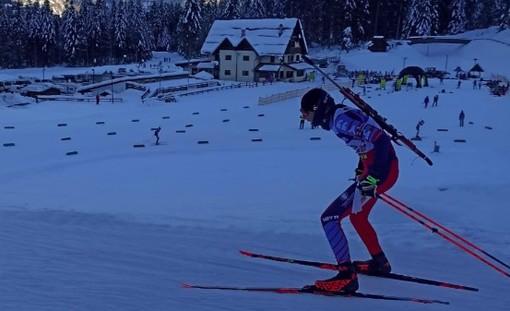 Biathlon: Paolo Barale d'oro nella Mass Start dei Campionati Italiani